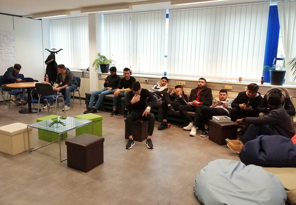 Die erste Jugendcollege-Konferenz