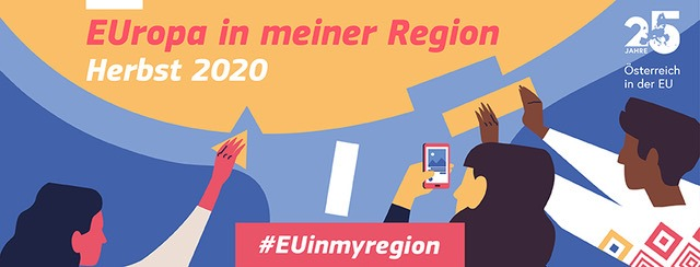 Entdecken Sie Europa in Ihrer Region: am 6.10. im Jugendcollege AMS Wien